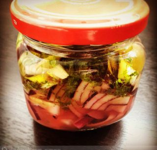 Soğanlı Salata Sosu