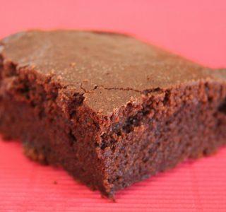 Çikolatalı ve Kahveli Kek