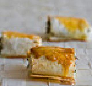 Kazayaklı Börek