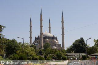 Tarih kokan kent: Edirne