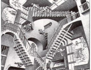 Escher'in Dünyasında