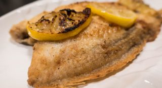 Tereyağlı Dil Balığı