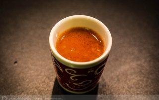 Kinoalı Domates Çorbası