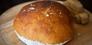 5 dakikada gurme ekmek