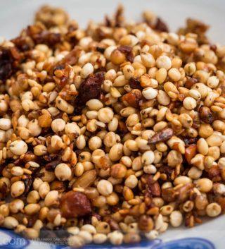 Glutensiz Granola