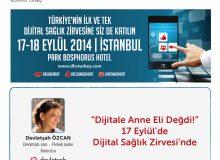 Dijitale Anne Eli Değdi