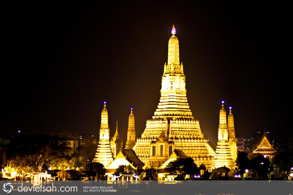 Bangkok'da Bir Gece