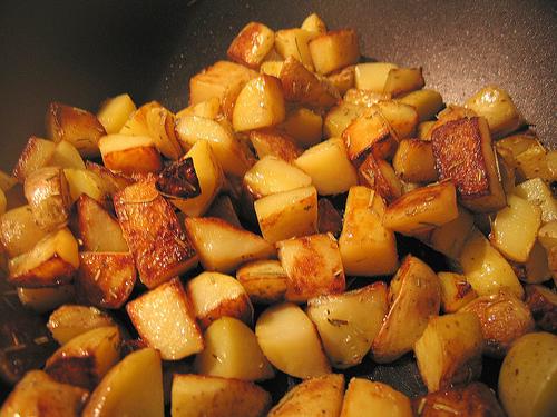 Tereyağlı Taze Patates