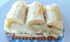 Muzlu Bisküvi Pastası