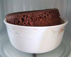 Mikrodalgada Brownie
