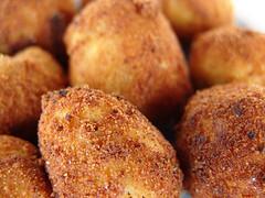 Patates Böreğinden Patates Köftesi