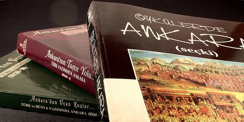 Edebiyatta Ankara