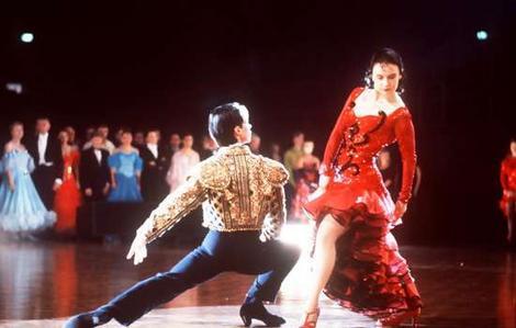 Dans Salonunun Kuralları