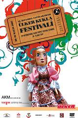 10. İstanbul Uluslararası Ülker Kukla Festivali