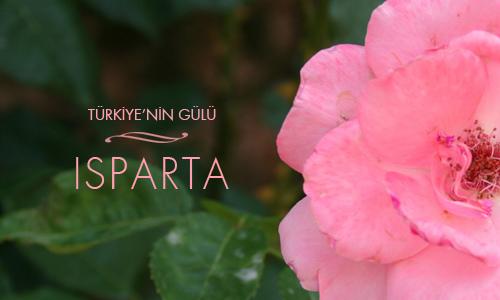 Türkiye'nin Gülü: ısparta