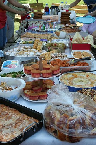 1.Türk Yemek Blogları Pikniği