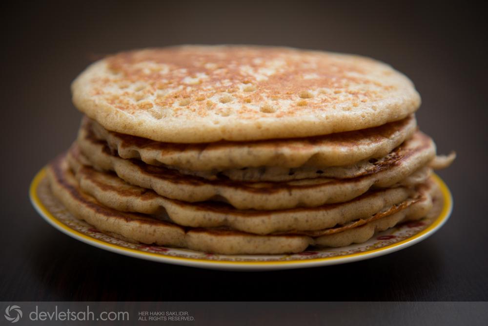 Ekşi Mayalı Pancake